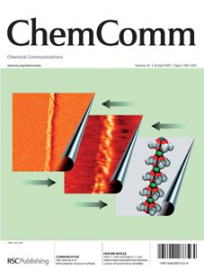 MMX polymer chains on surfaces.