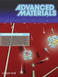 Organization of Coordination Polymers on Surfaces by Direct Sublimation