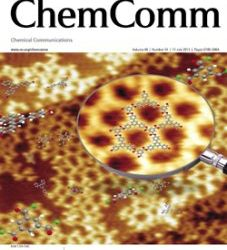Formation of a Surface Covalent Organic Framework based on Polyester Condensation